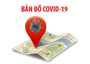 Bản đồ dịch covid-19 trong nước