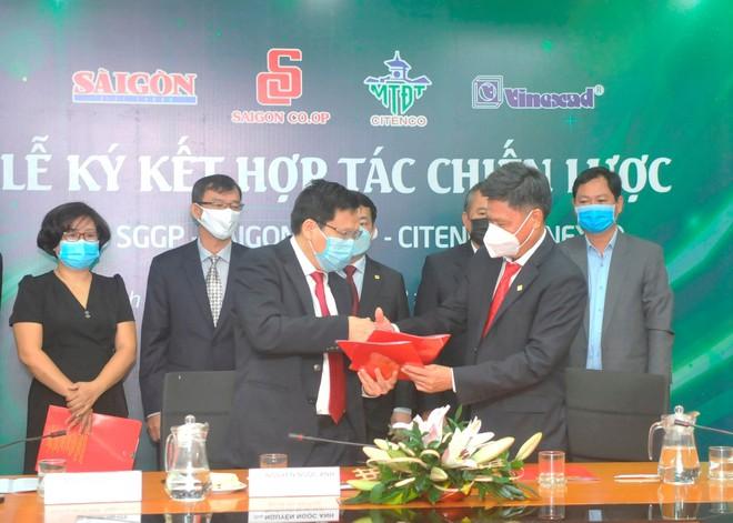 Doanh nghiệp 'bắt tay' để phát triển hàng Việt